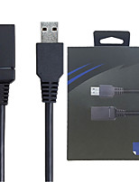 abordables -Cable Para PS4 ,  Portátil Cable Silicona 1 pcs unidad
