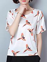 economico -T-shirt Per donna Essenziale Animali