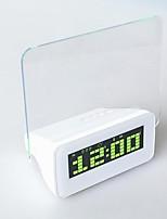 Недорогие -Будильник Светодиод Оценка А системы ABS Автоматические часы с ручным заводом 1 pcs