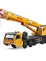 Недорогие -Игрушечные машинки Кран Транспорт / Строительная техника Вид на город / Cool / утонченный Металл Все Для подростков Подарок 1 pcs