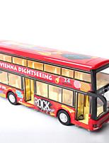 abordables -Petites Voiture Bus Automatique / Bus Vue de la ville / Cool / Exquis Métal Tous Adolescent Cadeau 1 pcs