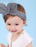 Недорогие -Дети Девочки Шотландские клетки Аксессуары для волос