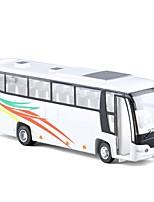 Недорогие -Игрушечные машинки Автобус Транспорт Вид на город / утонченный Металл Все Детские / Для подростков Подарок 1 pcs