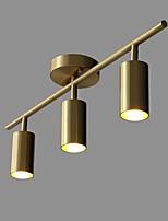 Недорогие -QIHengZhaoMing 3-Light Прожектор Рассеянное освещение 110-120Вольт / 220-240Вольт, Теплый белый, Лампочки включены