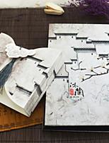 Недорогие -Фотоальбомы Семья / Серия друзей На каждый день / Модерн Квадратный Для дома