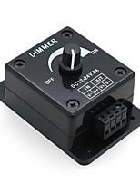 Недорогие -1шт Газонокосилка Переключатель светорегулятора ABS + PC для RGB LED Strip Light / для светодиодной полосы света
