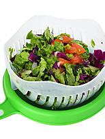 abordables -Herramientas de cocina PÁGINAS Nuevo diseño / Múltiples Funciones / Cocina creativa Gadget Canasta de frutas / Ensaladas Múltiples Funciones / para vegetal / Para utensilios de cocina 1pc