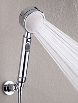 cheap -Contemporary Hand Shower Chrome Feature - New Design, Shower Head