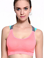 cheap -Women's Full Coverage Bras Sports Bras - Color Block