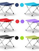 cheap -Camping Slacker Chair Outdoor Lightweight Aluminium 6061 for Hiking / Beach / Camping - 1 person Green / Dark Blue / Fuchsia