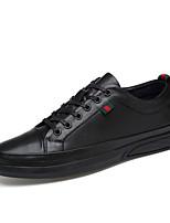 cheap -Men's Mesh Spring / Summer Comfort Sneakers Black