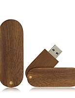 abordables -Ants 4GB memoria USB Disco USB USB 2.0 Madera / Bambú Rotativo