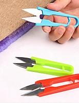 abordables -Herramientas de cocina Acero Inoxidable + Plástico Mini / Multifunción Cortar con tijeras De Uso Diario 1pc