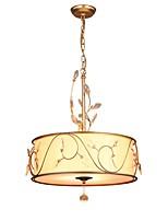 economico -QIHengZhaoMing 3-Light Lampadari Luce ambientale 110-120V / 220-240V, Bianco caldo, Lampadine incluse