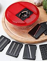 Недорогие -Кухонные принадлежности Пластик / Нержавеющая сталь + категория А (ABS) Творческая кухня Гаджет Наборы инструментов для приготовления пищи