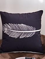 cheap -1 pcs Polyester Pillow Case, Geometric Modern / Contemporary