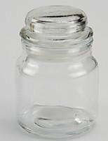 economico -Stile europeo vetro Portacandele Candelabro 1pc, Candela / portacandele
