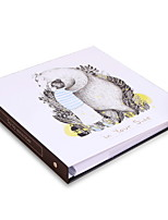 cheap -Photo Albums Family / Friends Series Casual / Modern / Contemporary Square For Home