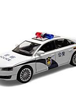abordables -Petites Voiture Voiture de Police Véhicules / Automatique Vue de la ville / Cool / Exquis Métal Tous Adolescent Cadeau 1 pcs