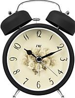 cheap -Alarm clock Analog Plastics Quartz 1 pcs
