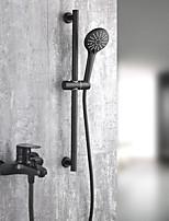 Недорогие -Смеситель для душа / Смеситель для ванны - Традиционный Живопись Ванна и душ Керамический клапан