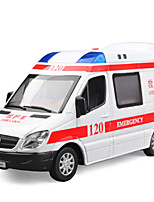cheap -Toy Car Ambulance Vehicle Vehicles City View / Cool / Exquisite Metal All Teenager Gift 1 pcs