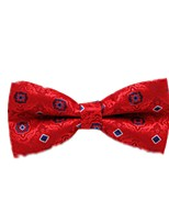 cheap -Unisex Party / Work Bow Tie - Print / Color Block Bow