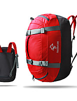 cheap -45 L Hiking Backpack - Breathability Outdoor Hiking, Camping, Bike Red, Blue