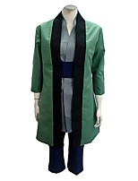 cheap -Inspired by Naruto Cosplay Anime Cosplay Costumes Cosplay Suits Other 3/4-Length Sleeve Coat / Top / Pants For Unisex