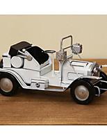 Недорогие -Игрушечные машинки Классическая машинка Транспорт / Старинная машина профессиональный уровень / утонченный Металл Все Дети / Взрослые Подарок 1 pcs