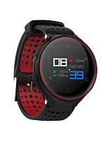 abordables -Bracelet à puce JSBP-X2PLUS pour Android iOS Bluetooth Sportif Imperméable Mesure de la pression sanguine Calories brulées Enregistrement de l'activité Podomètre Rappel d'Appel Moniteur d'Activit