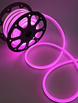 Недорогие -KWB 4м Гибкие светодиодные ленты 480 светодиоды 2835 SMD 1 кабель переменного тока Тёплый белый / Белый / Красный Водонепроницаемый / Можно резать / Декоративная 220-240 V 1 комплект