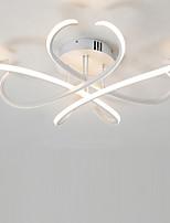 Недорогие -4-Light Линейные Монтаж заподлицо Рассеянное освещение 110-120Вольт / 220-240Вольт, Теплый белый / Холодный белый, Светодиодный источник света в комплекте