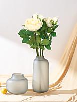 Недорогие -Искусственные Цветы 1 Филиал Классический европейский / Modern Розы Букеты на стол