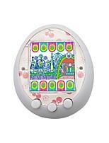 abordables -Qpet Console de jeu Construit en 6 pcs Jeux 1.3 pouce pouce Portable / Adorable