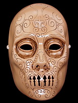 cheap -Holiday Decorations Halloween Decorations Halloween Masks Decorative / Cool Beige 1pc