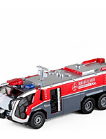 cheap -Toy Car Fire Engine Vehicle Fire Engine New Design Metal Alloy Child's Teenager All Boys' Girls' Toy Gift 1 pcs