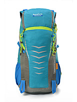 cheap -40 L Rucksack - Rain-Proof, Wearable, Breathability Outdoor Hiking, Camping, Travel Red, Green, Blue