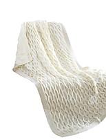 baratos -Super Suave, Impressão Reactiva Sólido Fibras Acrilicas cobertores