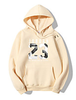 cheap -men's long sleeve hoodie - letter hooded
