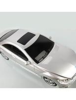 Недорогие -Машинка на радиоуправлении Rastar 34200 10.2 CM 2.4G Автомобиль 1:24 8 km/h КМ / Ч На пульте управления / Светящийся