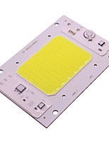 cheap -1pc SMD LED / COB Luminous LED Chip Aluminum for DIY LED Flood Light Spotlight 50 W
