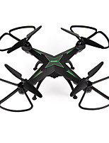 cheap -RC Drone IDEA5 RTF 6CH 6 Axis 2.4G With HD Camera 0.3 640 RC Quadcopter Headless Mode / 360°Rolling / Hover Remote Controller / Transmmitter / 1 USB Cable Lead / Blades