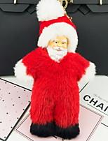 baratos -Fantasias de Natal Férias Tecido de Algodão Quadrada Novidades Decoração de Natal
