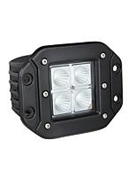Недорогие -Lights Maker 1 шт. Автомобиль Лампы 12 W SMD 3030 4 Светодиодная лампа Противотуманные фары Назначение Универсальный Все года