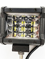Недорогие -1 шт. Нет Мотоцикл Лампы 12 W SMD 3020 1200 lm 24 Светодиодная лампа Внешние осветительные приборы Назначение Мотоциклы Универсальный Все года