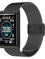Недорогие -kupeng n98 мужчины умный браслет smartwatch android ios bluetooth спорт водонепроницаемый монитор сердечного ритма измерение артериального давления сенсорный экран шагомер вызов напоминание активность
