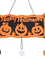 preiswerte -Urlaubsdekoration Halloween-Dekorationen Halloween unterhaltsam Dekorativ Orange 1pc