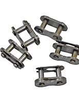 economico -5 pezzi 415 catena di collegamento principale per motori a 2 tempi con parti di motori a gas per biciclette