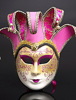 cheap -Holiday Decorations Halloween Decorations Halloween Masks Decorative / Cool Pink 1pc